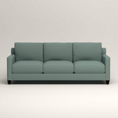 Kerry Sofa Upholstery: Hilo Turquoise
