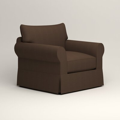 Jameson Chair Fabric: Tillery Espresso