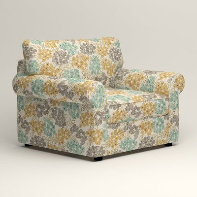 Newton Side Chair Color: Wilmer Blooming Pool