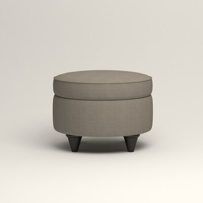 Olivet Storage Ottoman Upholstery: Hilo Seagull