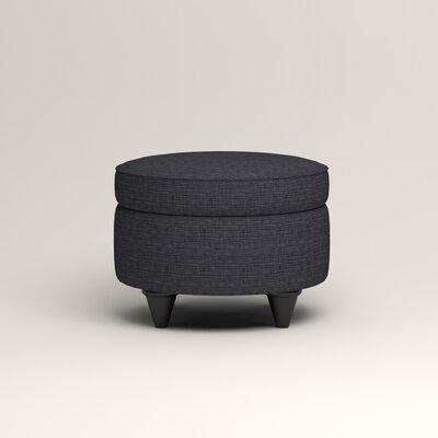 Olivet Storage Ottoman Upholstery: Laney Navy