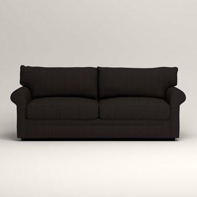 Newton Sofa Upholstery: Bryant Ebony Textured Slub