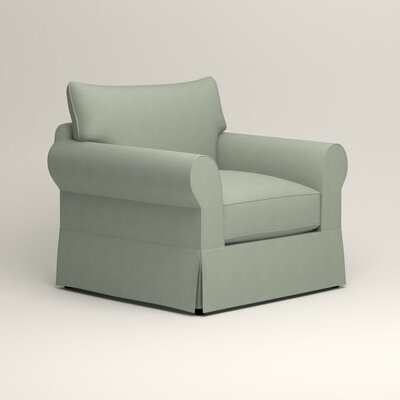 Jameson Chair Fabric: Tillery Mint