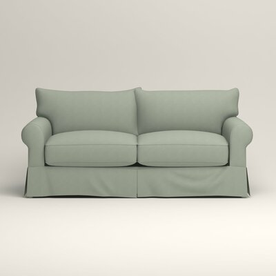 Jameson Sleeper Sofa Upholstery: Tillery Mint