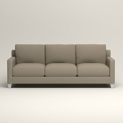 Kerry Sofa Upholstery: Jemma Silver Mist