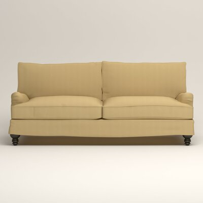 Montgomery Slipcovered Sofa Upholstery: Bayou Sunshine