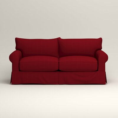 Jameson Sleeper Sofa Upholstery: Tillery Crimson