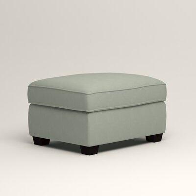 Clarkedale Ottoman Upholstery: Bayou Spray