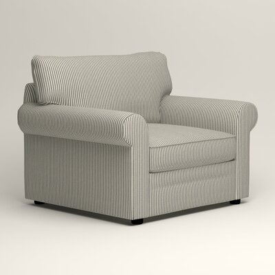 Newton Side Chair Color: Kennon Saltwater Navy