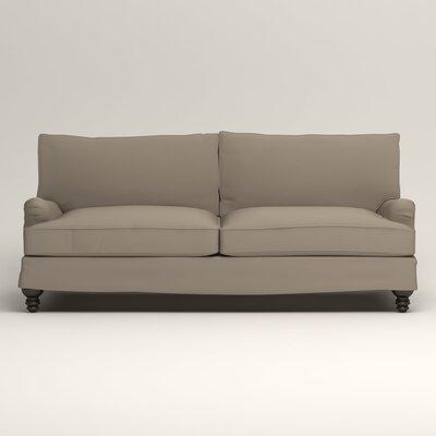 Montgomery Slipcovered Sofa Upholstery: Tibby Linen