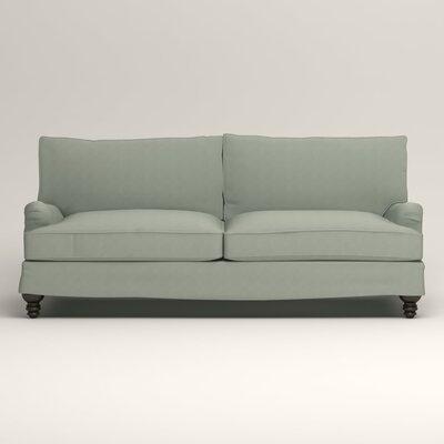 Montgomery Slipcovered Sofa Upholstery: Bayou Spray