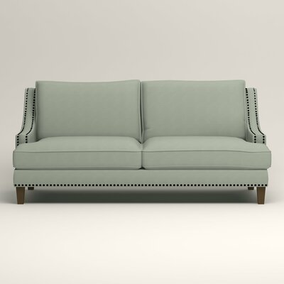 Larson Sofa with Toss Pillows Upholstery: Bayou Spray