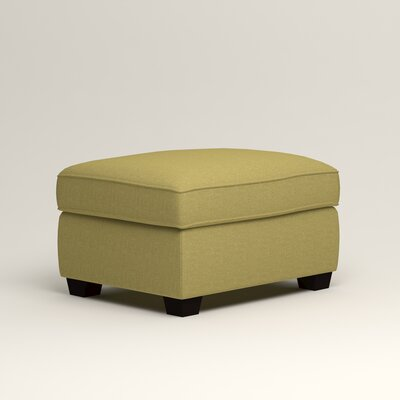 Clarkedale Ottoman Upholstery: Lizzy Kiwi