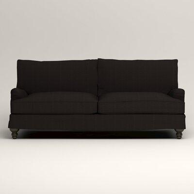 Montgomery Slipcovered Sofa Upholstery: Hilo Graphite