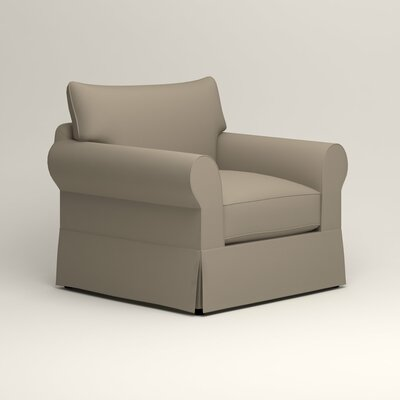 Jameson Chair Fabric: Jemma Silver Mist
