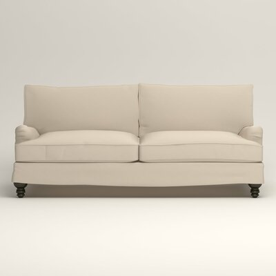 Montgomery Slipcovered Sofa Upholstery: Bayou Natural