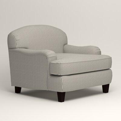Cheshire Armchair Upholstery: Cruise Adrift