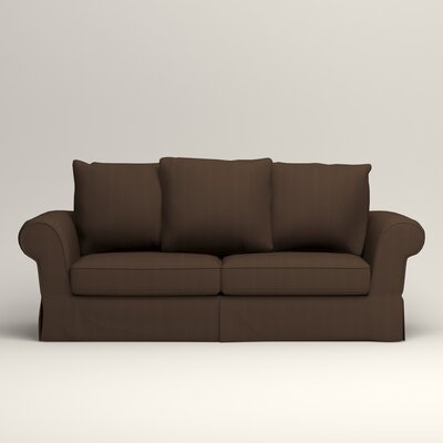 Owen Sofa Upholstery: Bayou Coffee
