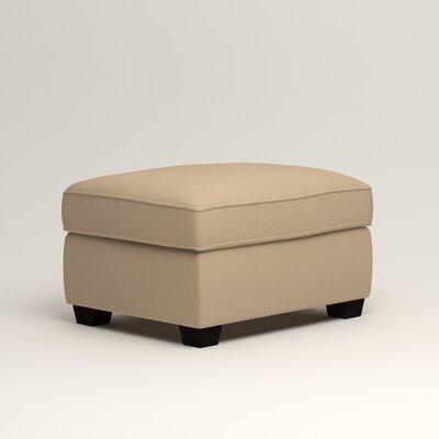 Clarkedale Ottoman Upholstery: Bayou Stone