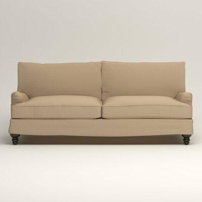 Montgomery Slipcovered Sofa Upholstery: Bayou Stone