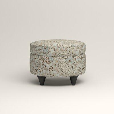 Olivet Storage Ottoman Upholstery: Nadia Moonstone