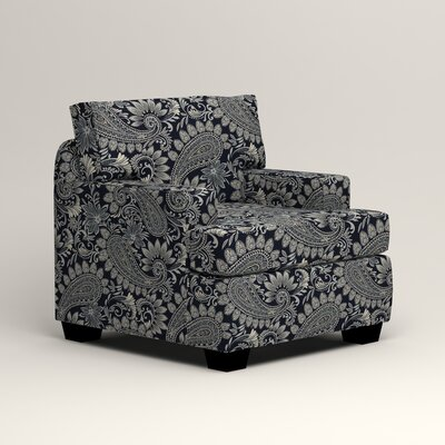 Clarkedale Armchair Upholstery: Nadia Denim