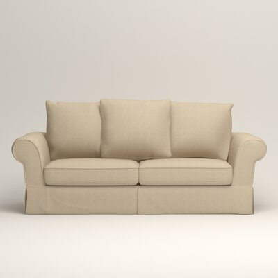 Owen Sofa Upholstery: Godiva Putty