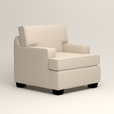 Clarkedale Armchair Upholstery: Bayou Natural
