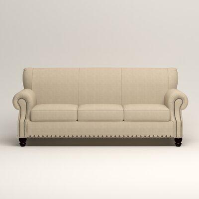 Landry Sofa Upholstery: Hilo Flax