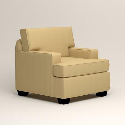 Clarkedale Armchair Upholstery: Bayou Sunshine