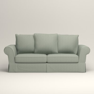 Owen Sofa Upholstery: Bayou Spray