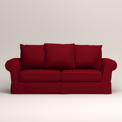 Owen Sleeper Sofa Upholstery: Bayou Flame