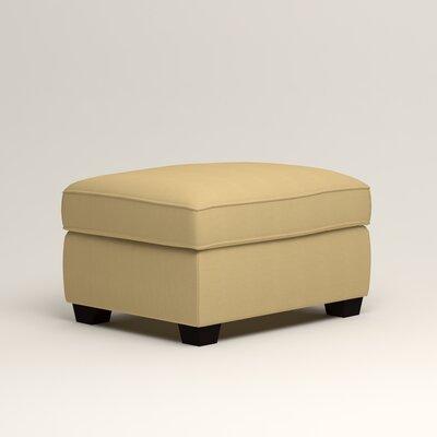 Clarkedale Ottoman Upholstery: Bayou Sunshine