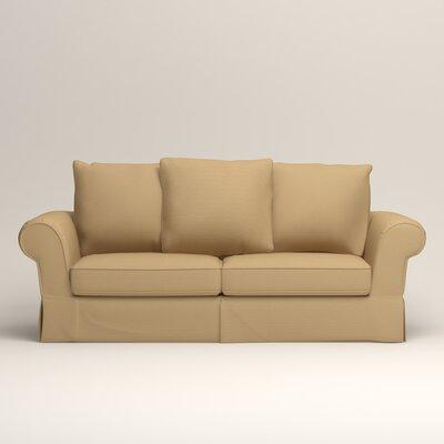 Owen Sleeper Sofa Upholstery: Bailey Barley Blended Linen