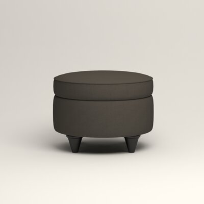 Olivet Storage Ottoman Upholstery: Tibby Pewter