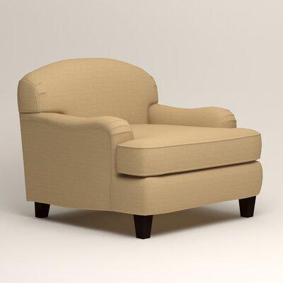 Cheshire Armchair Upholstery: Trillion Saffron