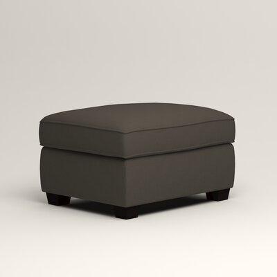 Clarkedale Ottoman Upholstery: Jemma Storm Gray