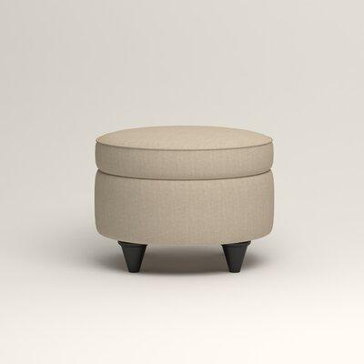 Olivet Storage Ottoman Upholstery: Denton Beige