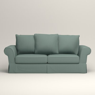 Owen Sofa Upholstery: Hilo Turquoise