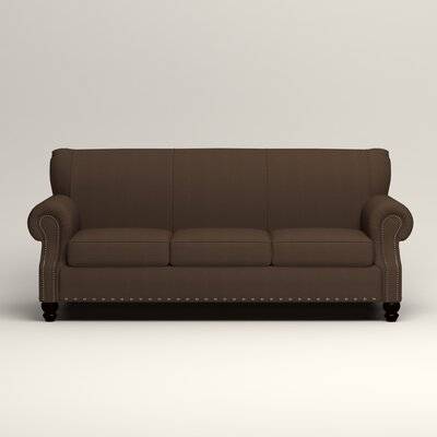 Landry Sofa Upholstery: Belsire Chocolate