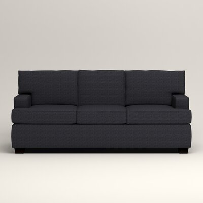 Clarkedale Sleeper Sofa Upholstery: Laney Navy