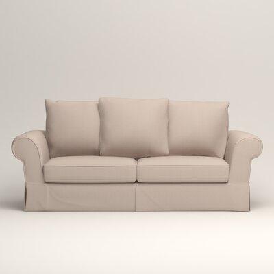 Owen Sofa Upholstery: Lizzy Linen