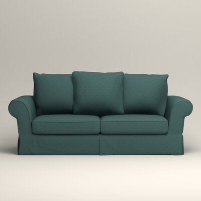 Owen Sofa Upholstery: Lizzy Prussian