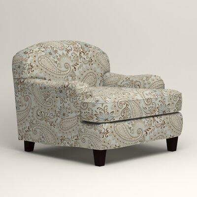 Cheshire Armchair Upholstery: Nadia Moonstone
