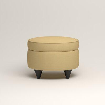 Olivet Storage Ottoman Upholstery: Bayou Sunshine