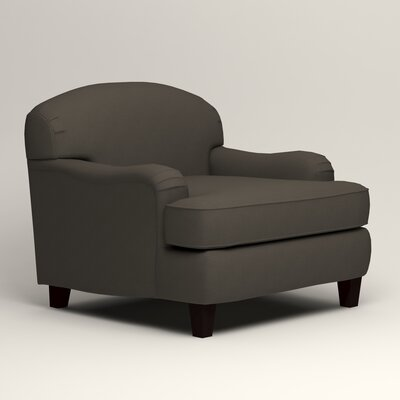 Cheshire Armchair Upholstery: Tibby Pewter