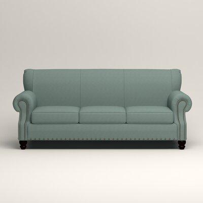 Landry Sofa Upholstery: Bryant Calypso Textured Slub