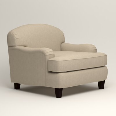 Cheshire Armchair Upholstery: Denton Beige