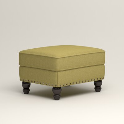 Landry Ottoman Upholstery: Lizzy Kiwi
