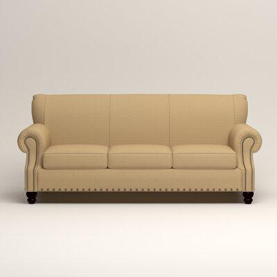 Landry Sofa Upholstery: Trillion Saffron